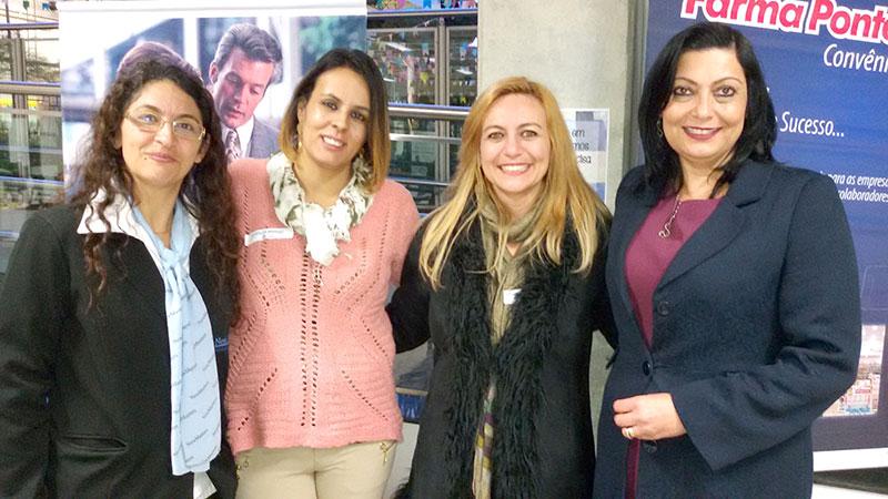 NewMasters em evento regional de RH