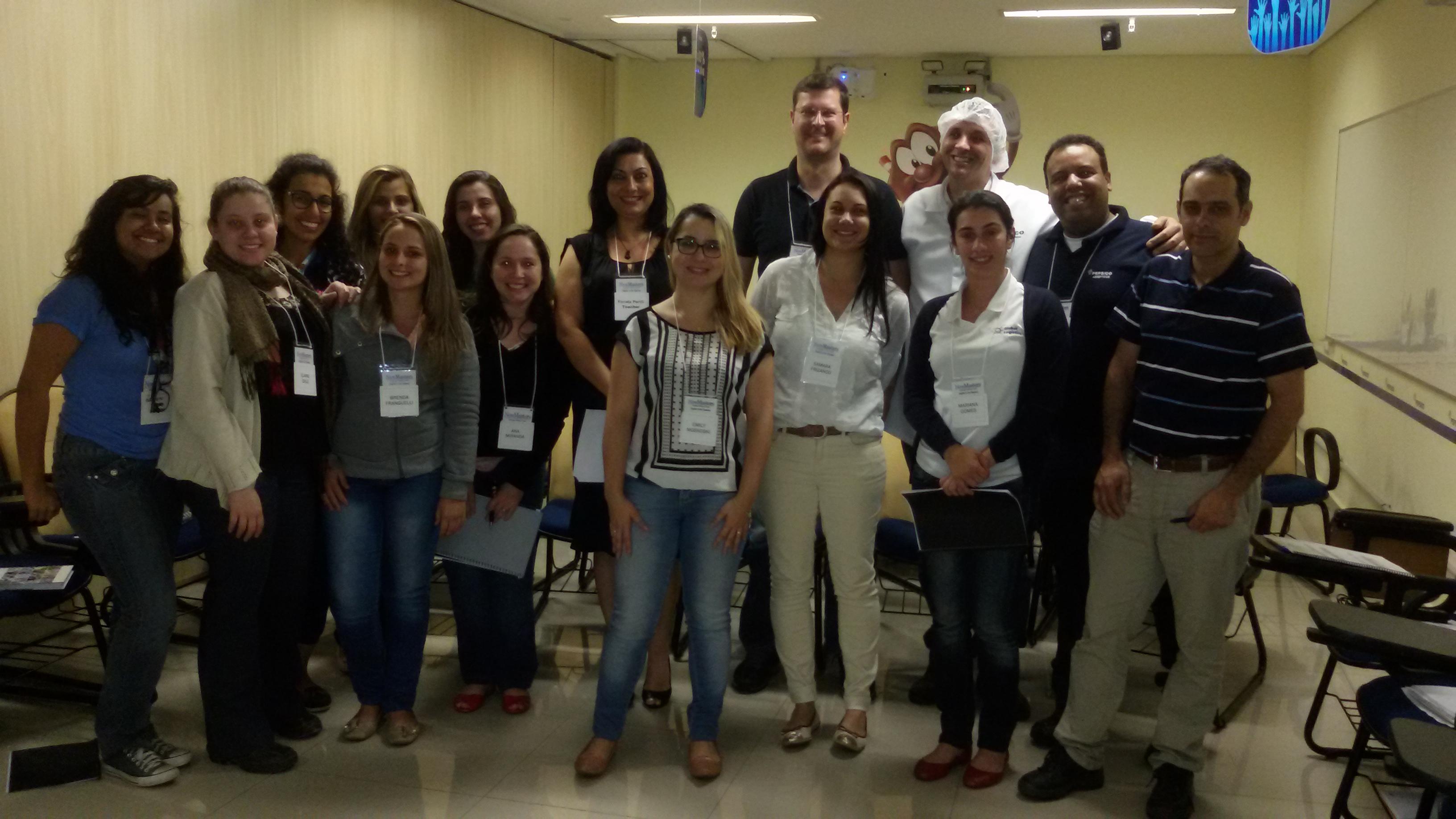 Business Workshop com o pessoal da Pepsico (Unidade Sorocaba)