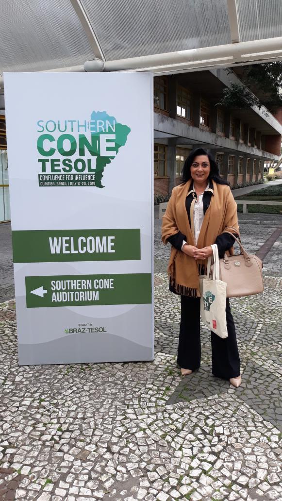 NewMasters marcou presença no BRAZ-TESOL 2019